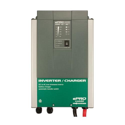 ePRO 1300 Watt 60 Amp 12V Inverter Charger Combi 1300W 60A