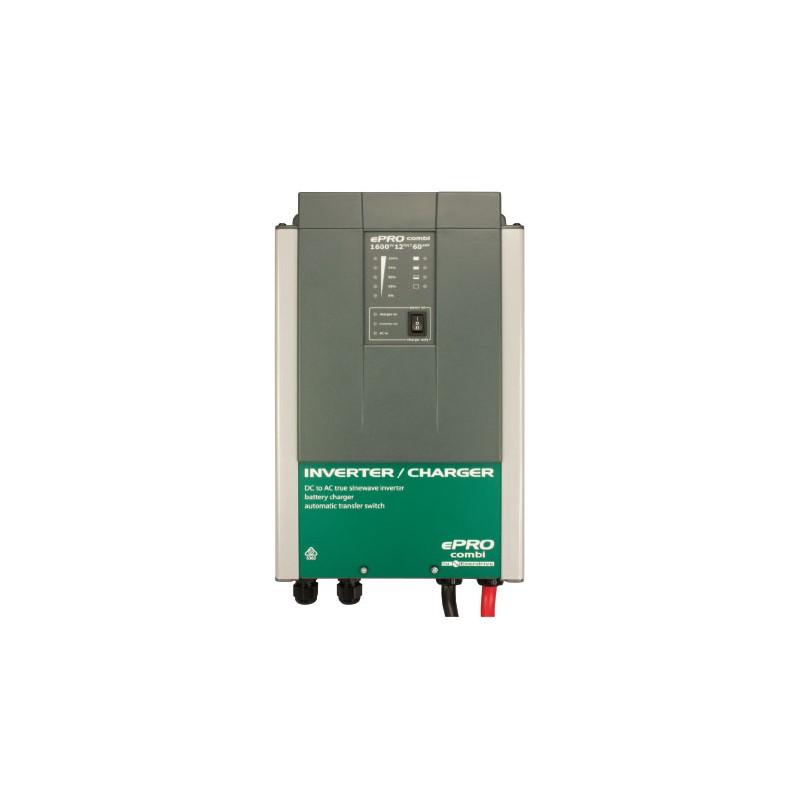 ePRO 1300 Watt 60 Amp 12V Inverter Charger Combo 1300W 60A