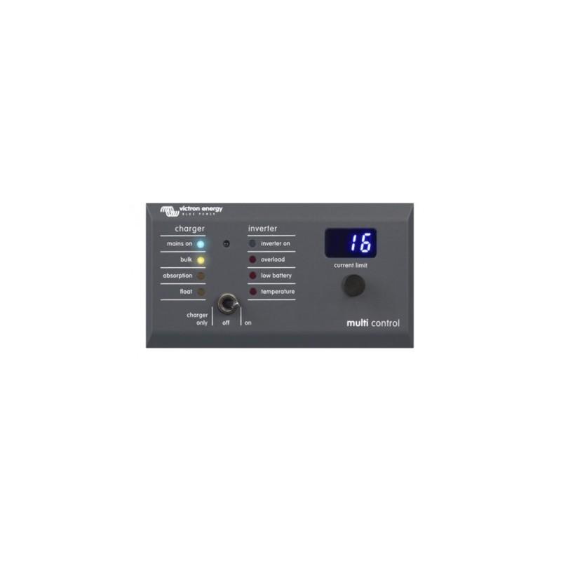 Victron Digital Multi Control Panel 200/200A