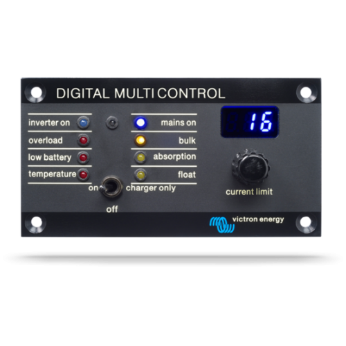 Victron Digital Multi Control Panel 200/200A