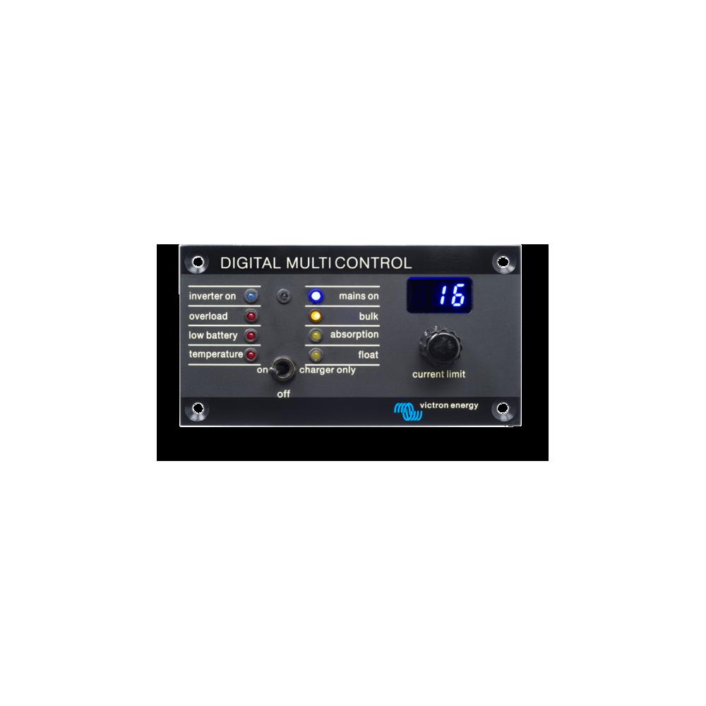 Digital Control Panel : Victron digital multi control panel a for multiplus