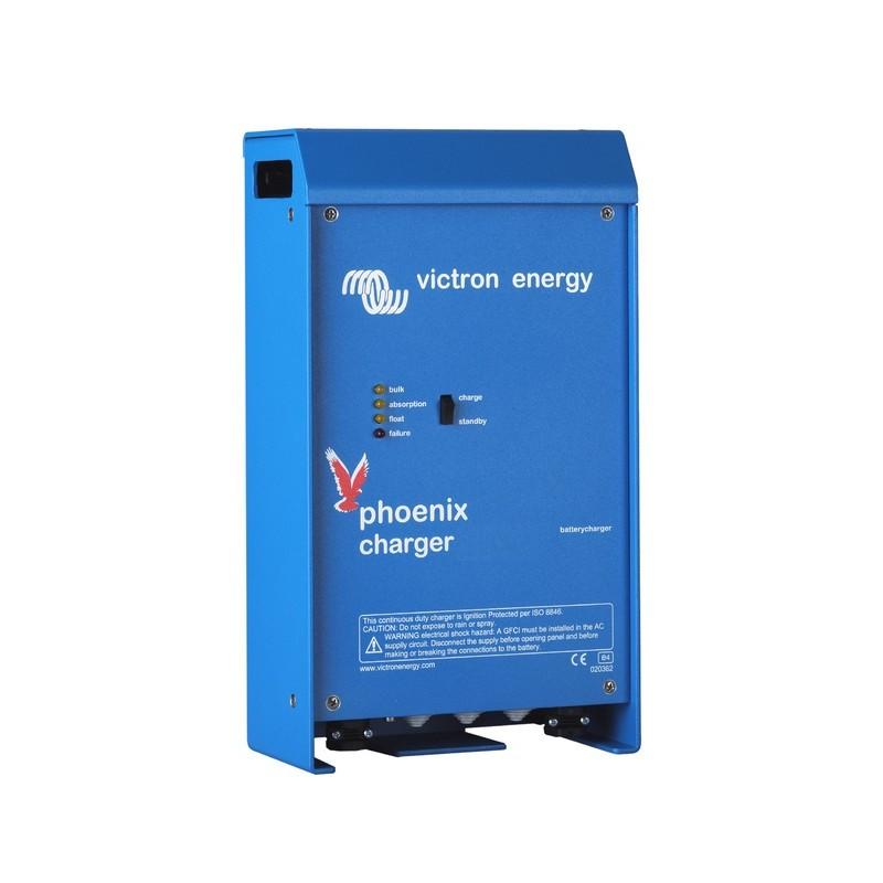 Victron 25 Amp 24v 3 Bank Phoenix Battery Charger