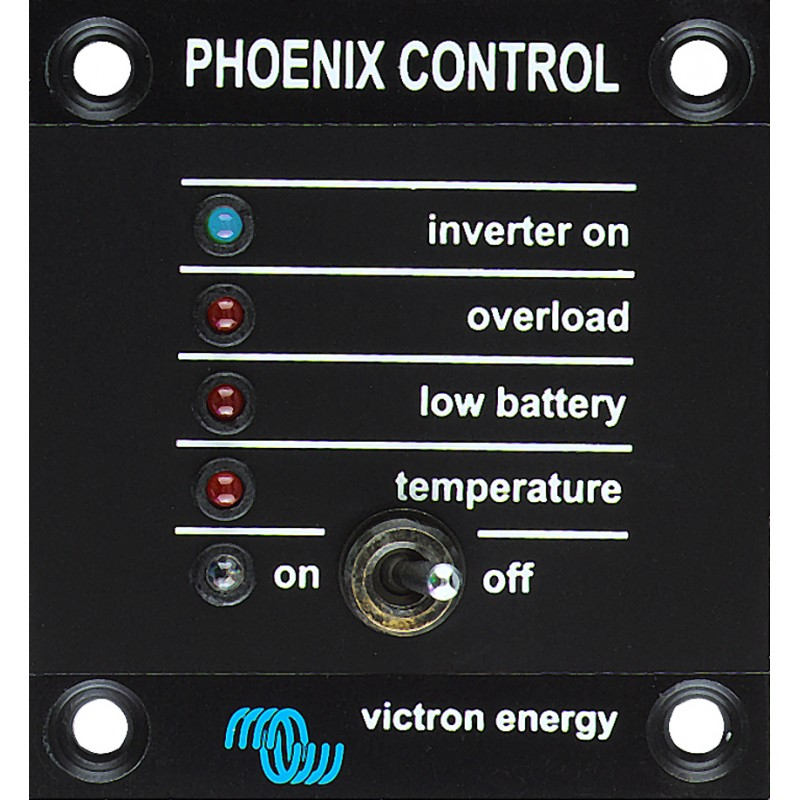 Victron Phoenix Inverter Remote Control Panel