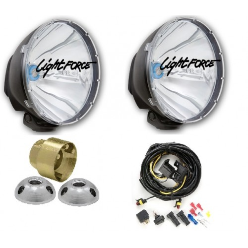 Lightforce XGT Driving Light Complete Kit