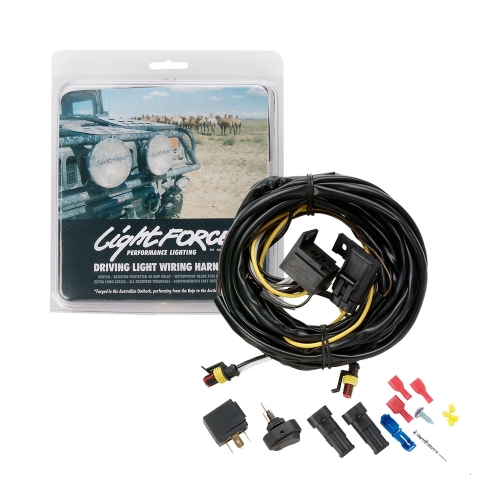 Lightforce LFDLH Driving Light Wiring Harness