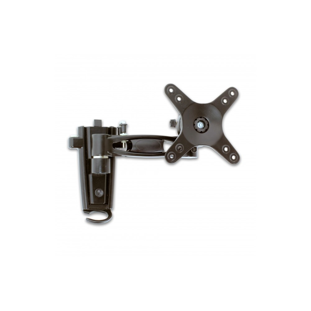 Rv Media Tv Swing Arm Wall Mount Bracket Single Arm