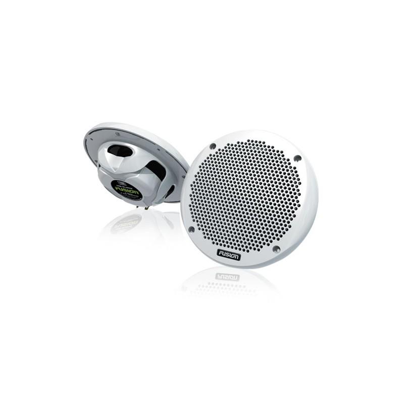 Fusion 6 Quot 150 Watt 2 Way Speaker Pair For Boat Marine And Rv
