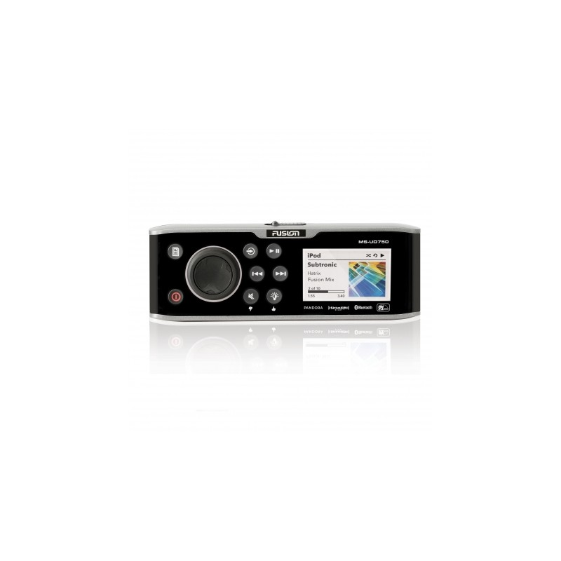 Fusion Marine Boat Stereo Ms Ud750 Uni Dock On Sale For