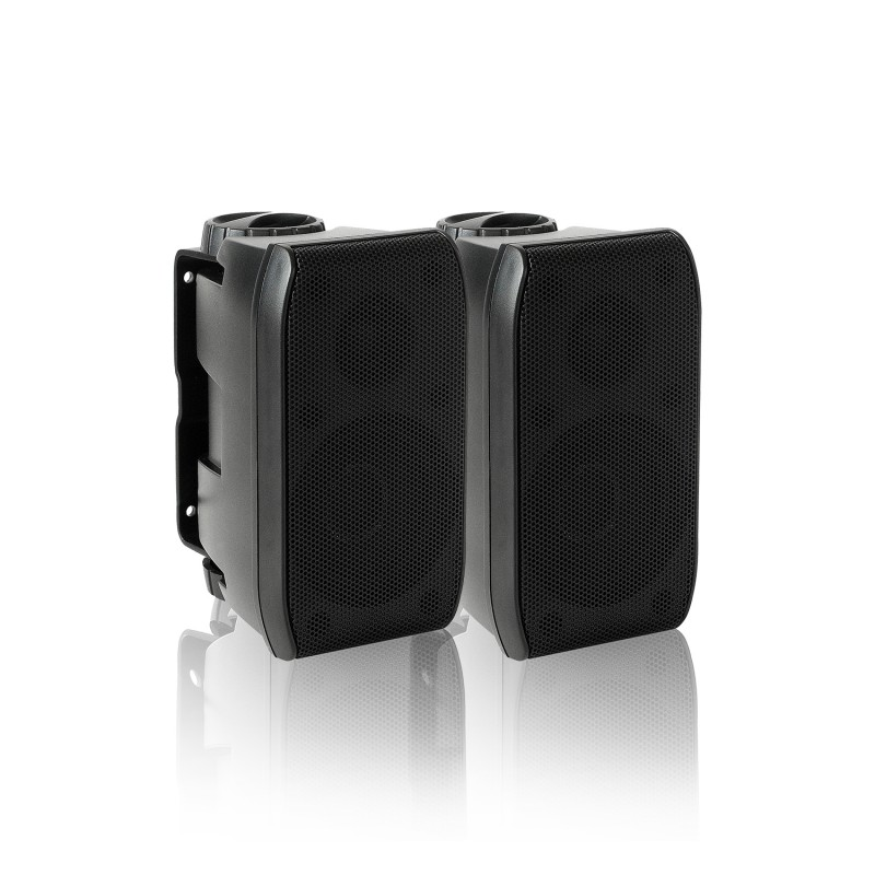 "Fusion 4"" 120 Watt 2-Way Marine Speaker Pair"