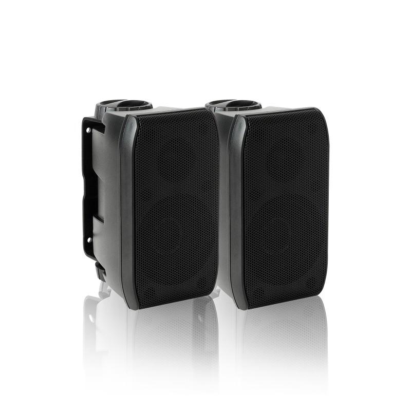 """Fusion 4"""" 120 Watt 2-Way Marine Speaker Pair"""