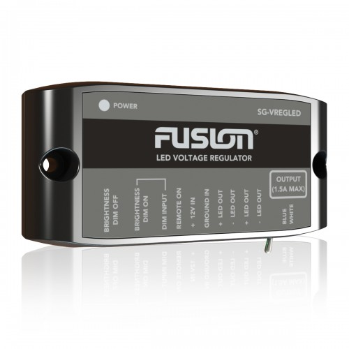 Fusion Signature Voltage Regulator