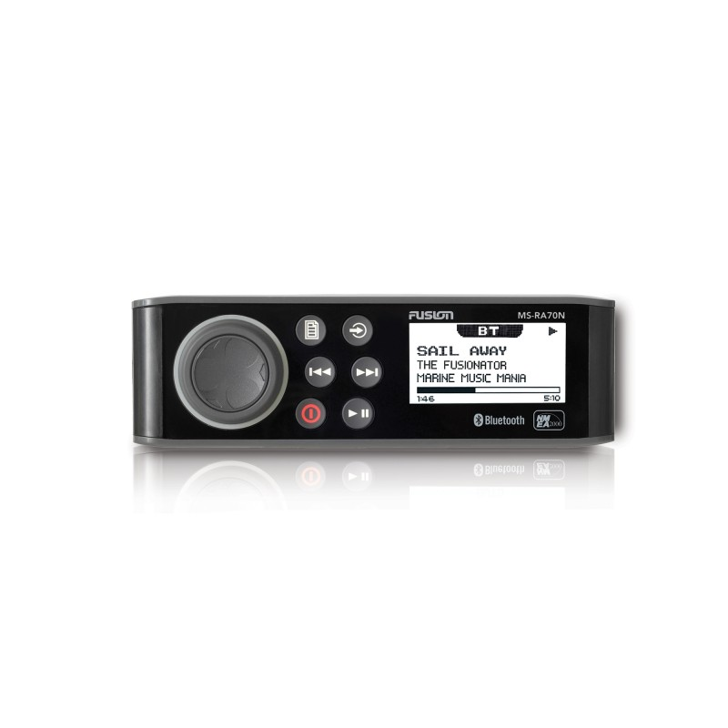 Fusion Marine Boat Stereo MS-RA70T with Bluetooth