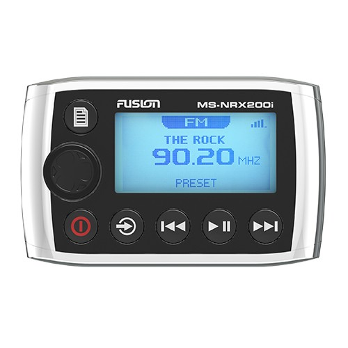 Fusion Marine NMEA 2000 Marine Wired Remote MS-NRX200i