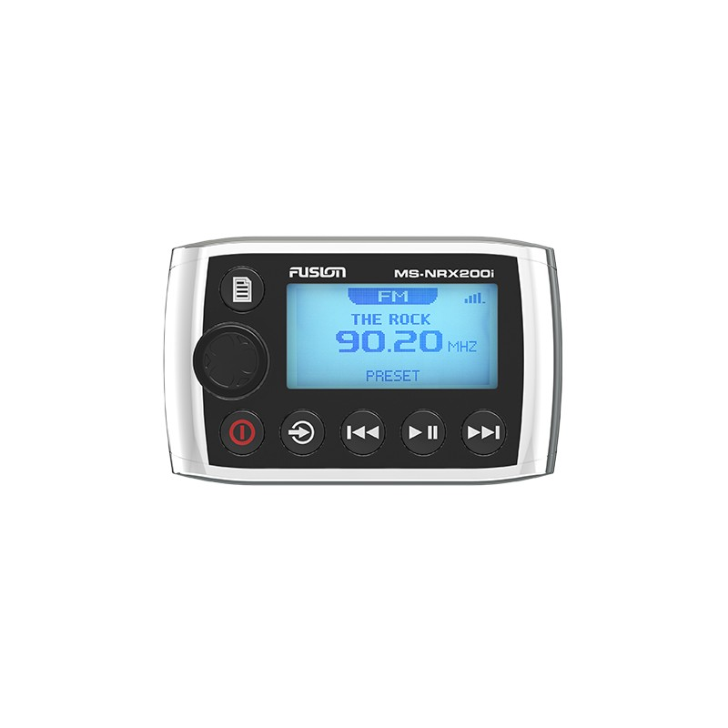 Fusion Marine NMEA 2000 Marine Wired Remote MS-NRX200i