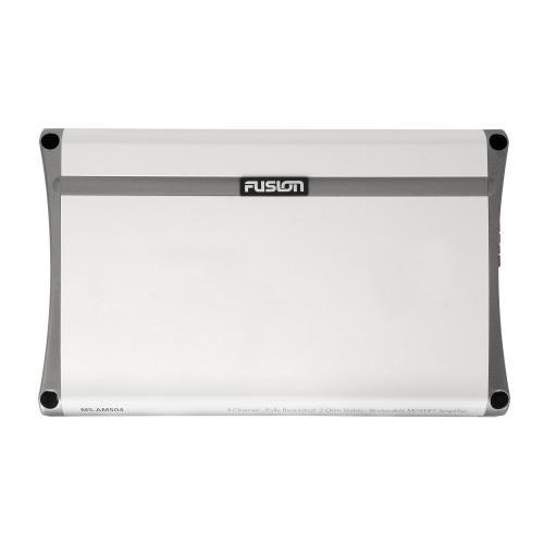 Fusion 4 Channel Marine Amplifier MS-AM504
