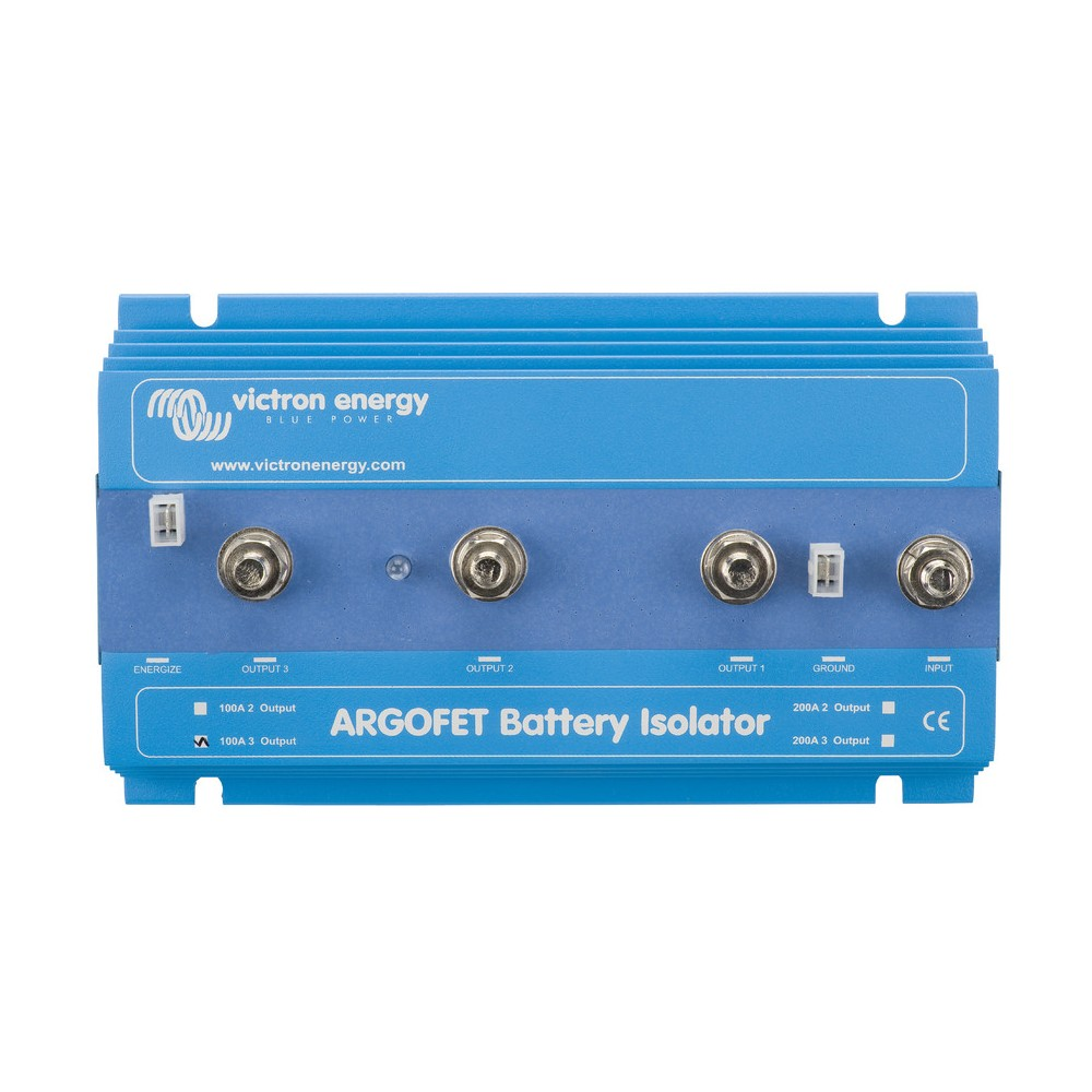 Victron Fet Battery Isolator Argofet 200 3 200 Amp 3 Batteries