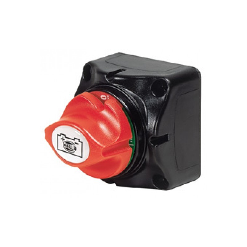 Hella Marine Dual 4 Position 310A Weatherproof Battery Switch - 2767