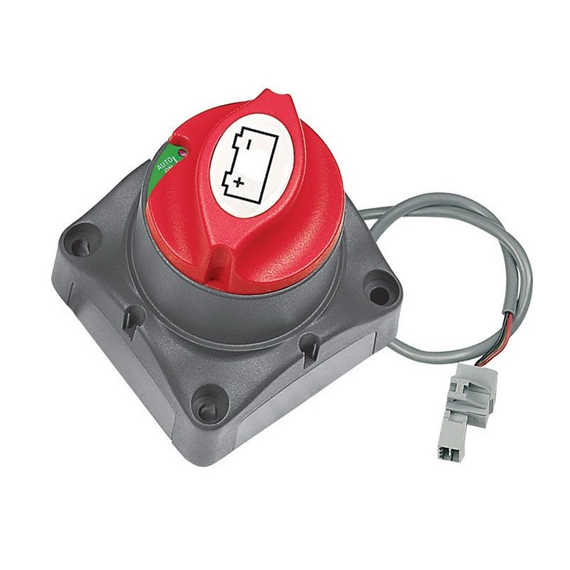 Hella 275 Amp Heavy Duty Battery Switch 2 Position Remote Operated - 4724