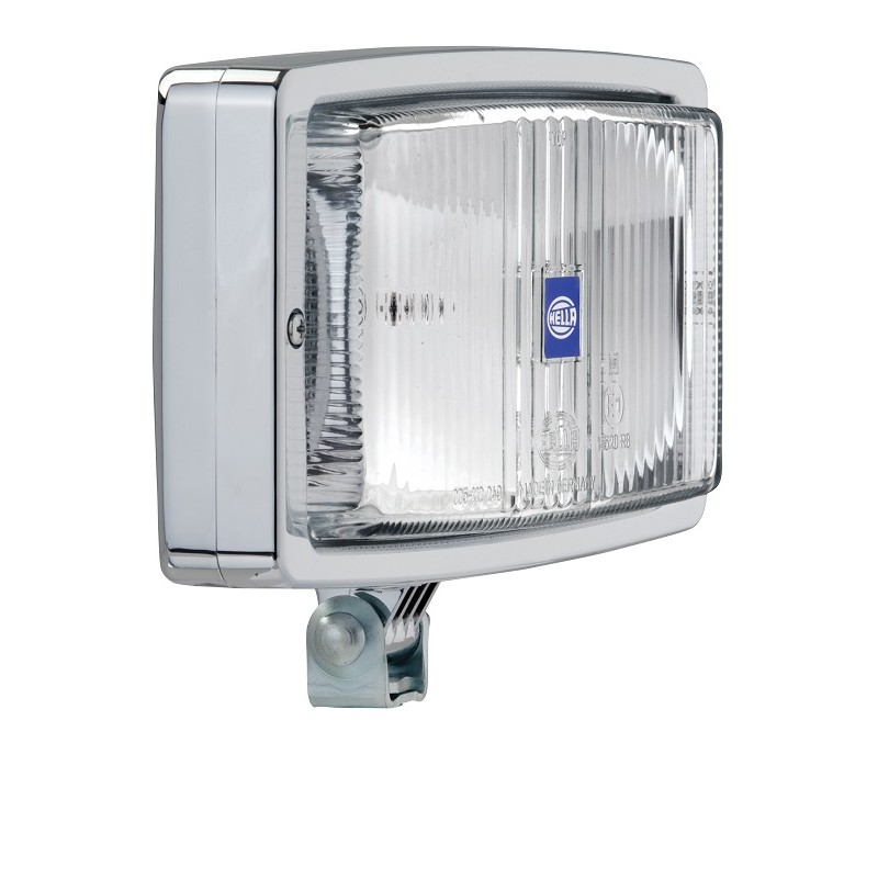 Hella 100W Chrome Driving Light - 1316Chrome