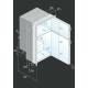 DP2600i dimensions