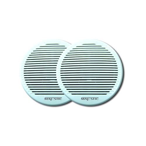 """Majestic SPK240 6"""" Dual Cone Speaker Pair"""