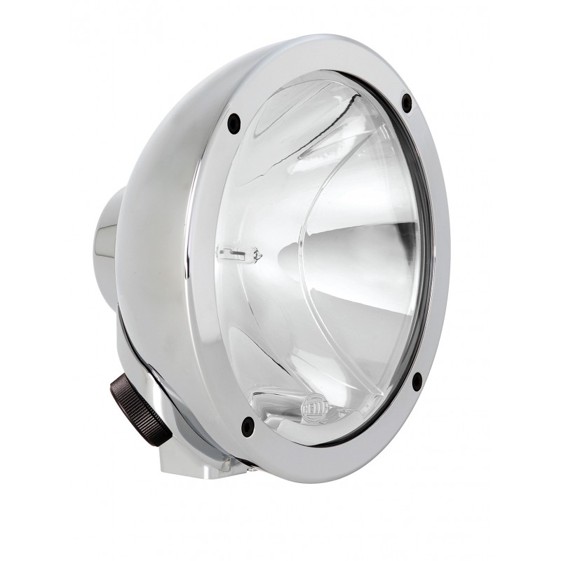 Hella 100 Watt Chrome Compact Rallye FF 4000 Spread Beam - 1378Chrome