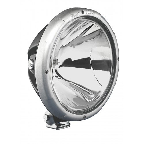 Hella 100 Watt Driving Lamps Rallye FF 3003 Spread Beam - 1391Chrome