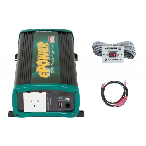 ePOWER 1000 Watt Pure Sine Wave Inverter