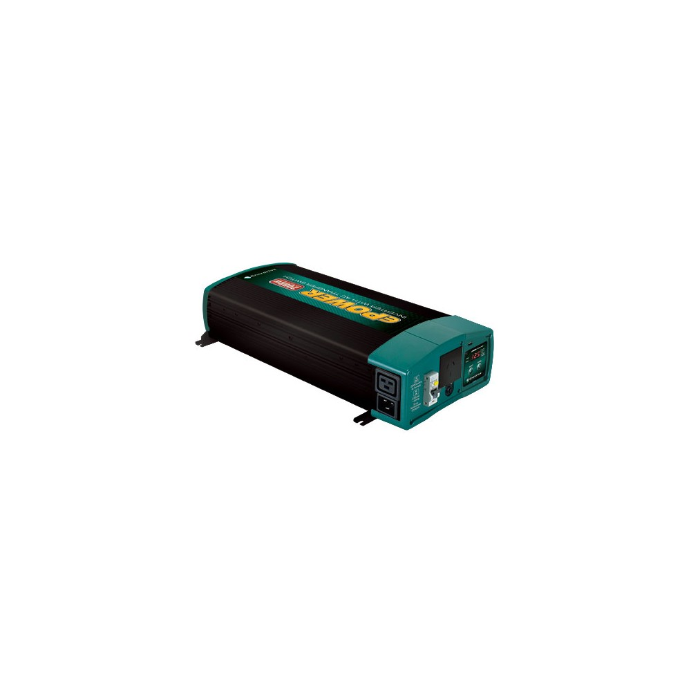 Epower 2000w True Sine Wave Inverter With Ac Transfer Switch Waterproof Battery Charging Circuit Board For Power 12v Safety Loading Zoom