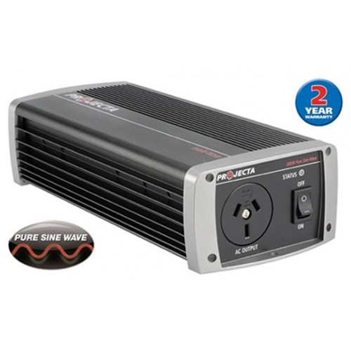 Projecta 12V 300 Watt Pure Sine Wave Inverter