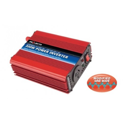 Projecta 12V 300 Watt Modified Sine Wave Inverter