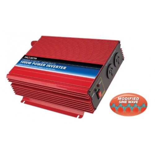 Projecta 12V 1000 Watt Modified Sine Wave Inverter