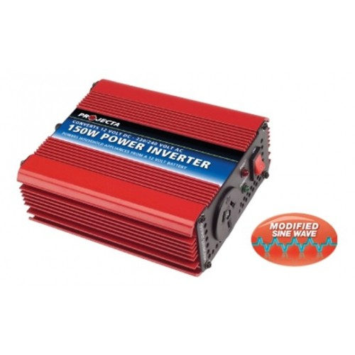 Projecta 12V 150 Watt Modified Sine Wave Inverter