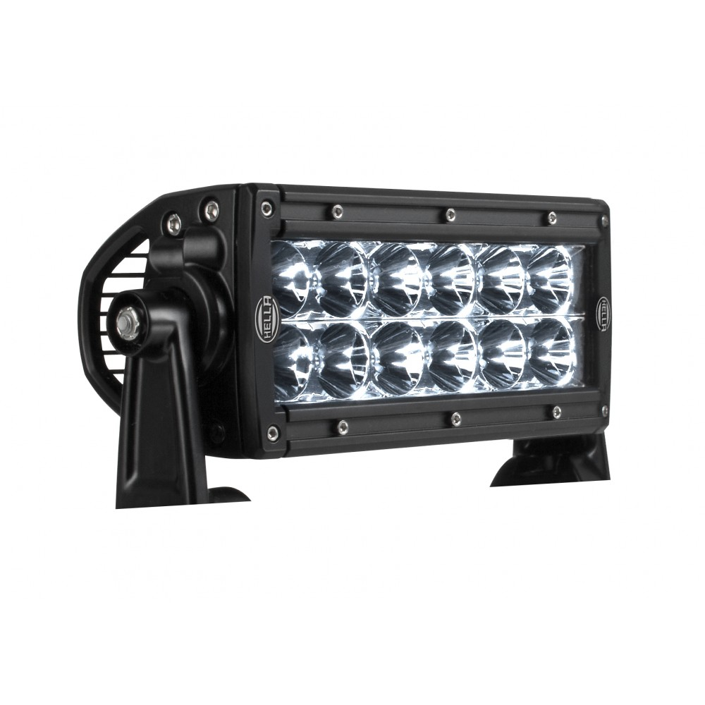 hella 12v led light bar enduroled series 2 150mm 6. Black Bedroom Furniture Sets. Home Design Ideas