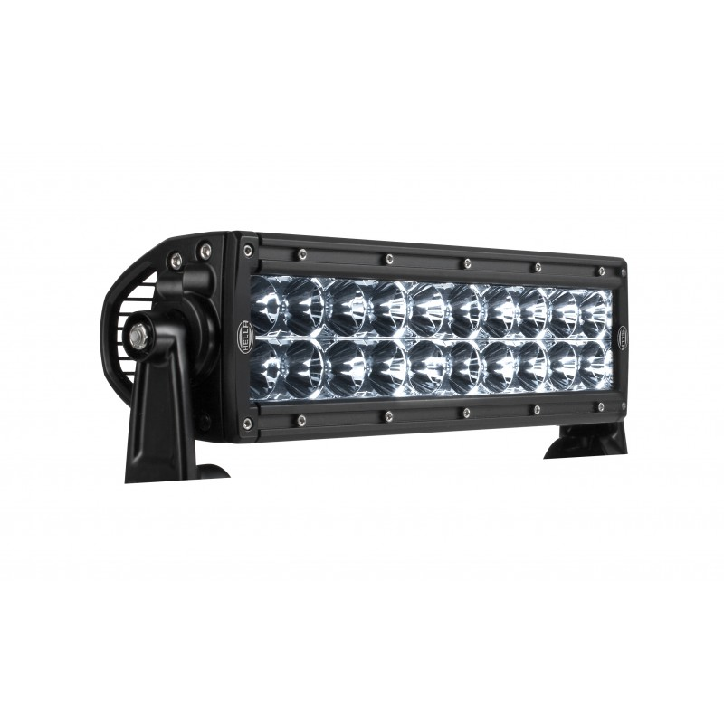 "Hella 12V LED Light Bar - EnduroLED Series 2 Flood 250mm 10"""