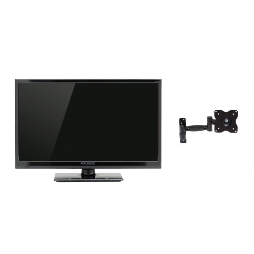 "Majestic 22"" HD 12 Volt LED TV & ARM2601 Package"