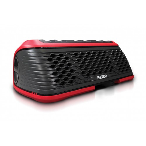 Fusion StereoActive Portable Watersport Stereo - Red