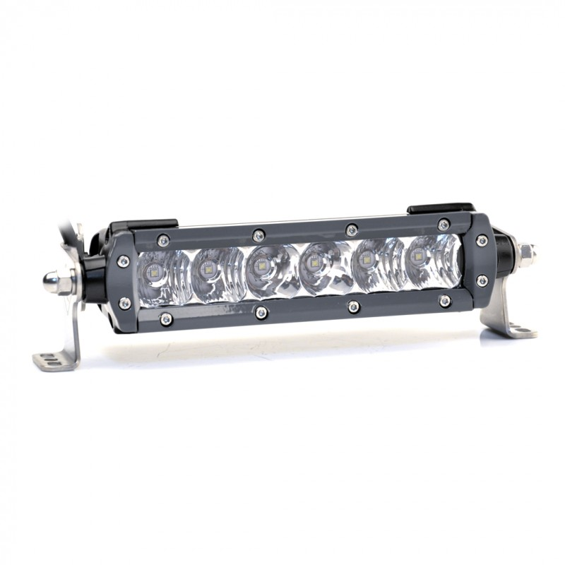 "Lightforce Single Row 6"" LED Bar - Combination"