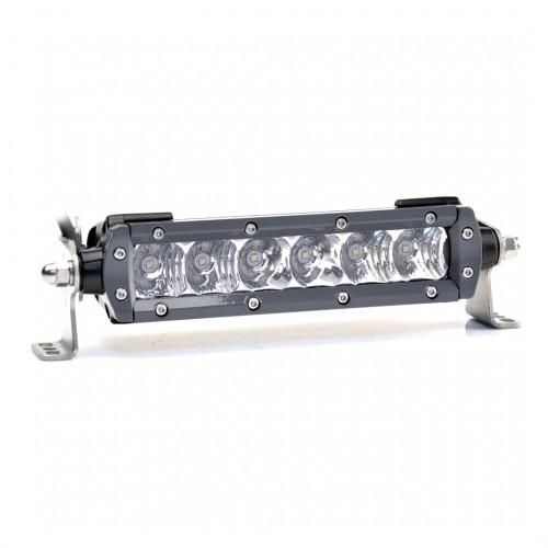 "Lightforce Single Row 6"" LED Bar - Spot"