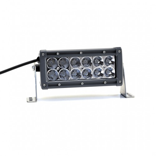 "Lightforce Dual Row 6"" LED Bar - Combination"
