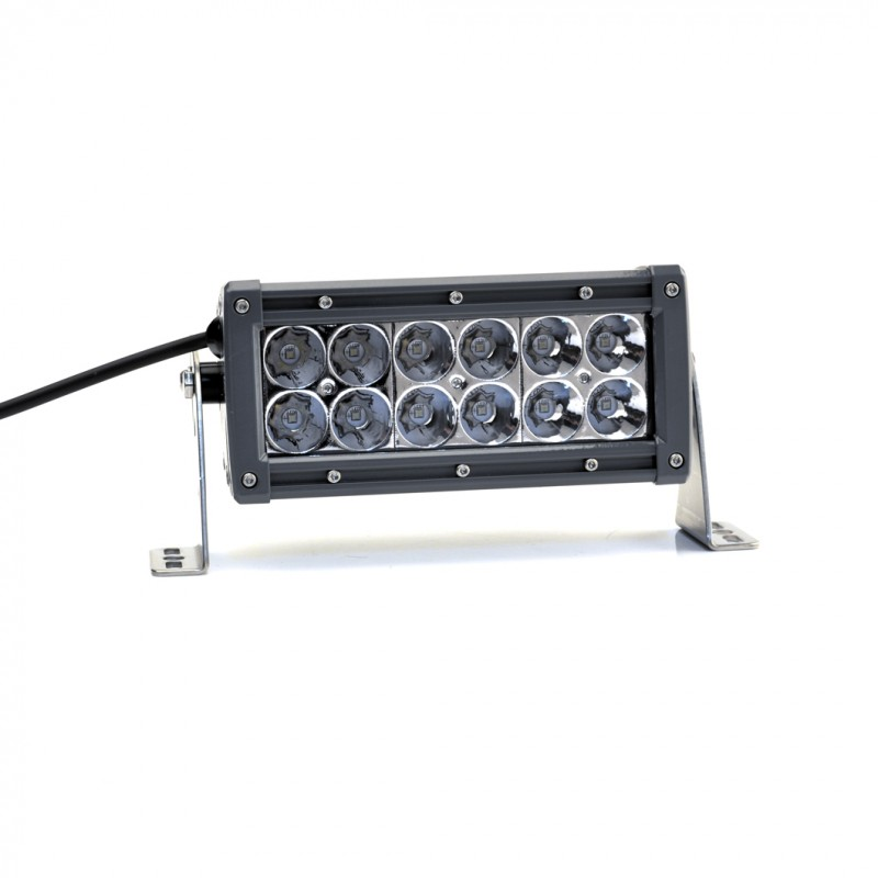 "Lightforce Dual Row 6"" LED Bar - Spot"