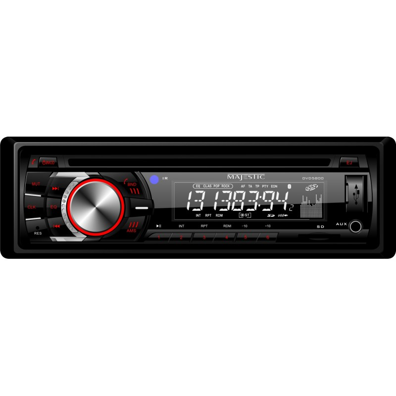 Majestic DVD5800 CD/DVD/USB/SD AM/FM Stereo