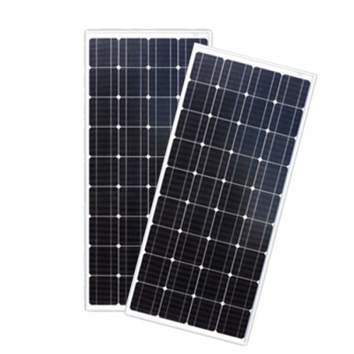 Enerdrive 80 Watt Fixed Solar Panel - Twin Pack