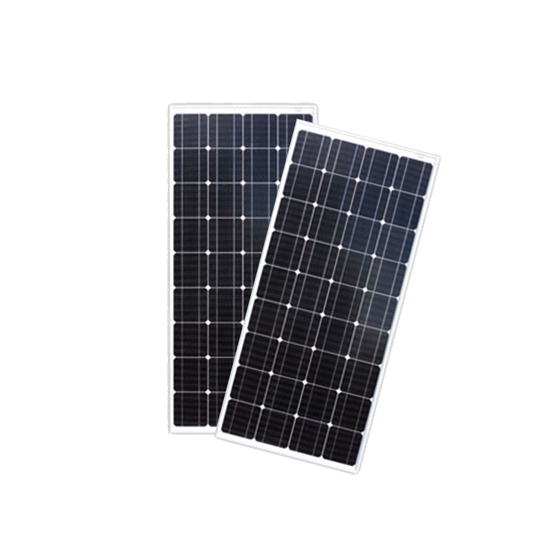 Enerdrive 80 Watt Fixed Solar Panel Sp En80w Twin Pack On