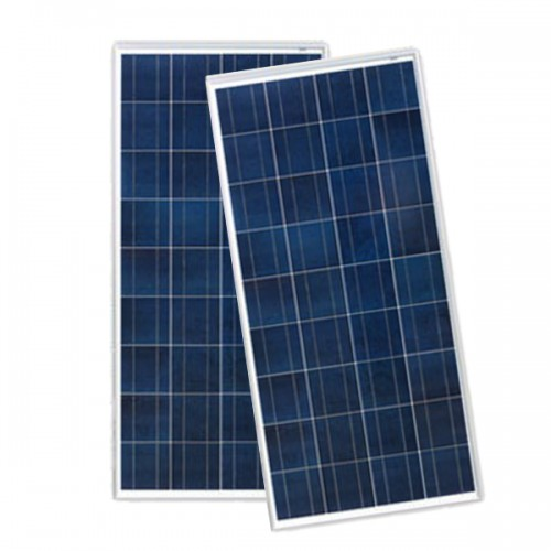 Enerdrive 150 Watt Fixed Solar Panel - Twin Pack