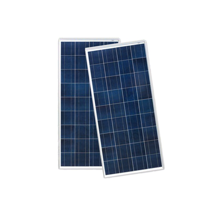 Enerdrive 150 Watt Fixed Solar Panel Twin Pack