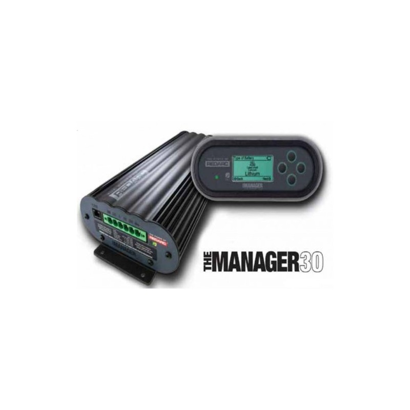 REDARC Battery Management System 30A BMS1230S2