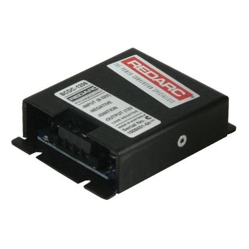 REDARC 6 Amp DC to DC Battery Charger BCDC1206