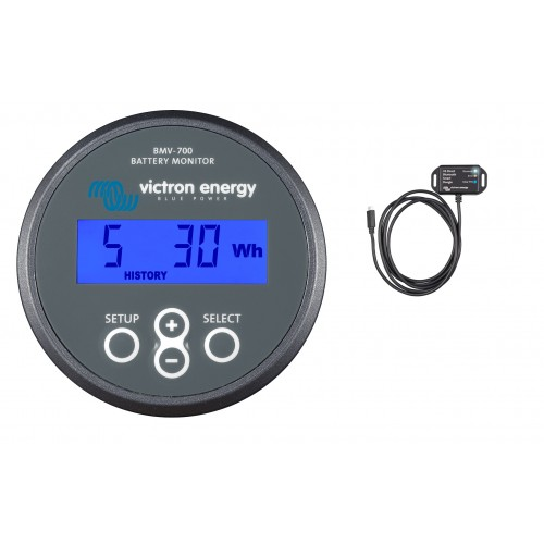 Victron Battery Monitor BMV700 with Bluetooth Module