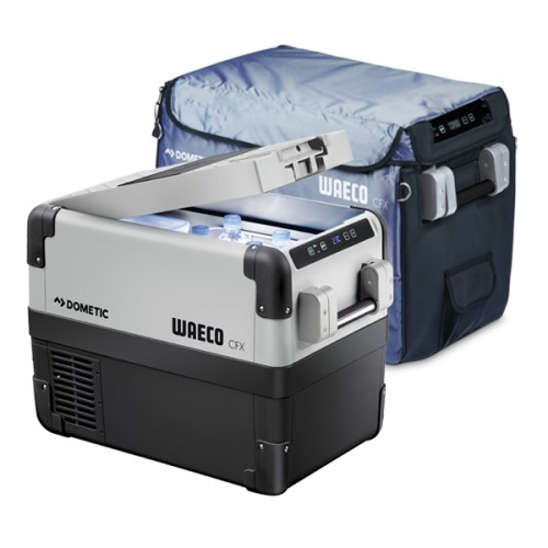 Dometic Waeco CFX28 Portable Fridge with Cover